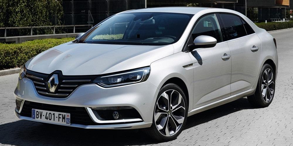 Renault Fluence 2019