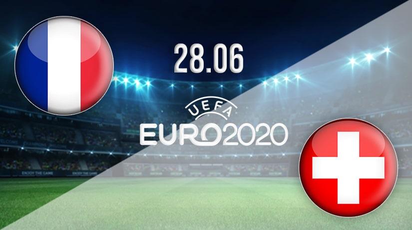 بث مباشر مباراة فرنسا وسويسرا