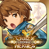 Crazy Defense Heroes Unlimited (Money - Diamonds) MOD APK