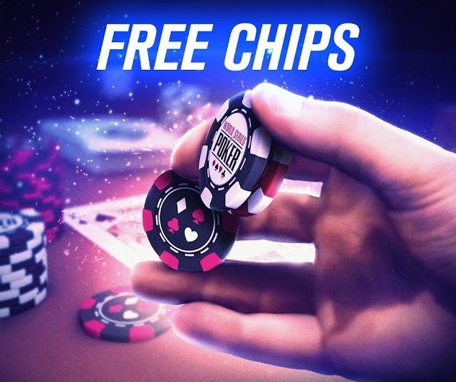 [100% Working] WSOP Codes 2019, Free Chips, Promo Codes OCTOBER