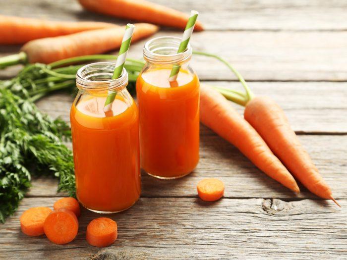 Οκτώ απίστευτα οφέλη που έχει ο χυμός καρότου