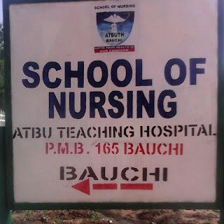 ATBUTH School of Nursing Entrance Examination Result 2019/2020