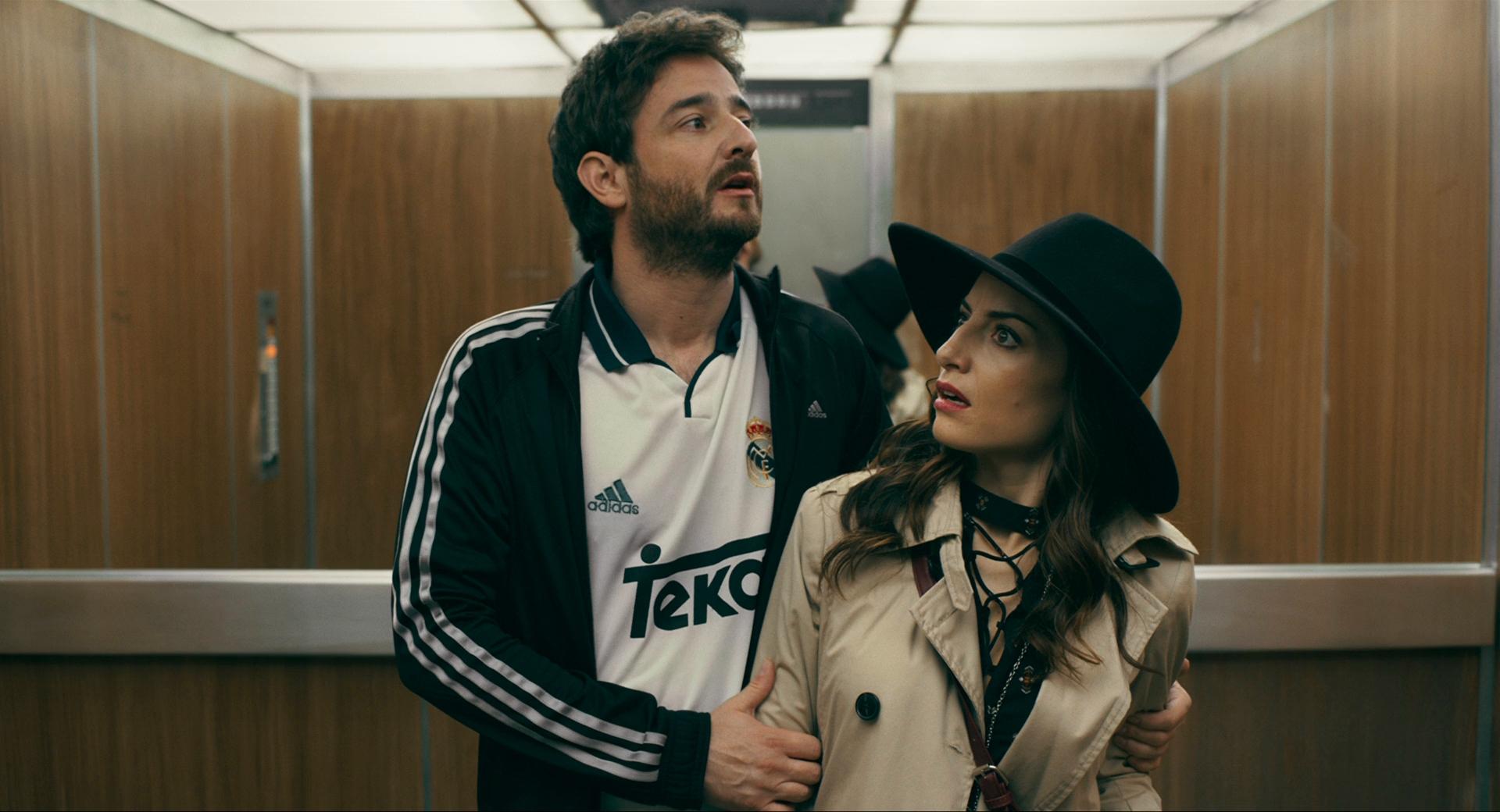 El Ascensor (2021) 1080p WEB-DL Latino