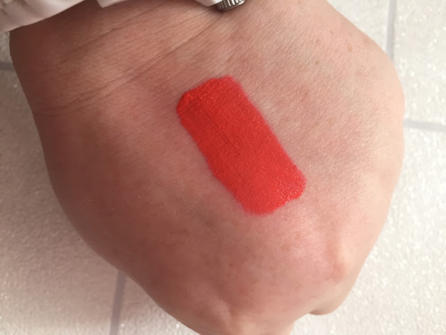 Kiko Double Touch Lipstick swatch of 109