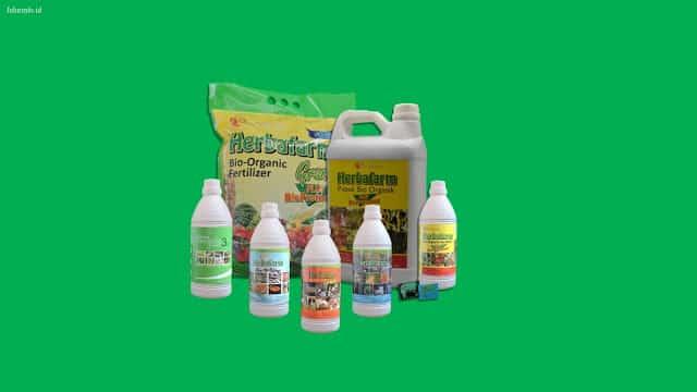 cara menggunakan pupuk herbafarm untuk cabe