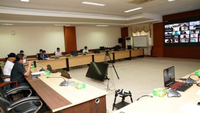 Isdianto: Tunggu Usulan dari Tiap Kabupaten di Kepri, Baru PSBB Bisa Dilaksanakan