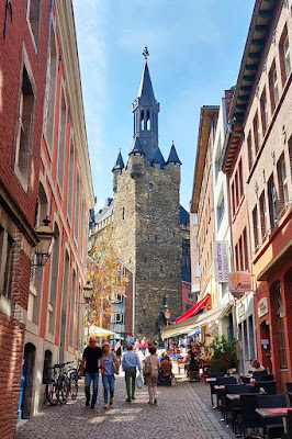 Route Charlemagne Aachen Things to do