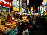 5 Jajanan Kaki Lima yang Halal di Korea Selatan