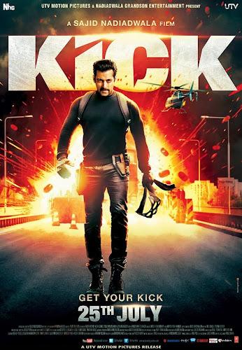 Kick (2014) Movie Poster