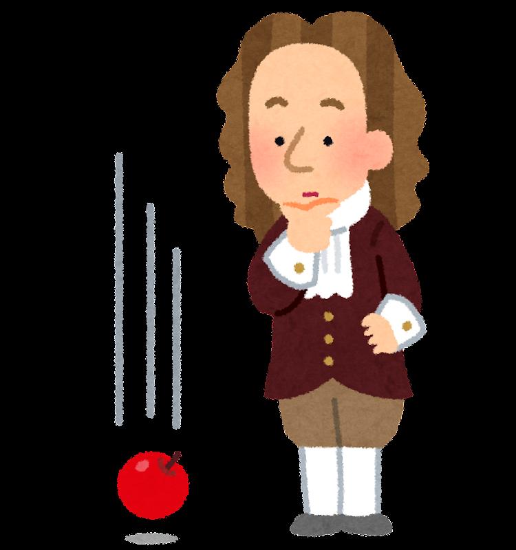 「ニュートン リンゴ フリー」の画像検索結果