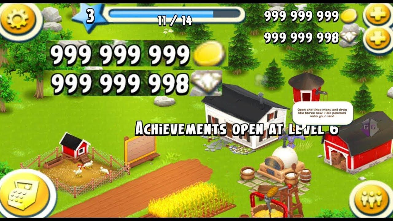 Get Hayday Unlimited Diamonds For Free! 100% Working [20 Oct 2020]