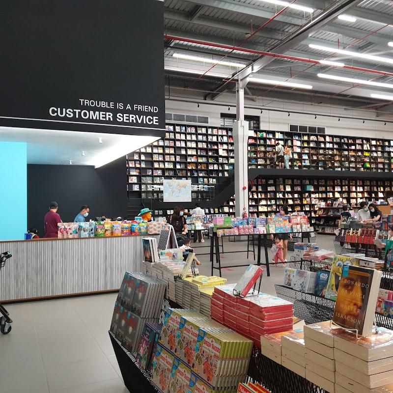 Syurga Dunia Pencinta Buku, BookXcess Sunway BigBox Mall, Nusajaya, Johor