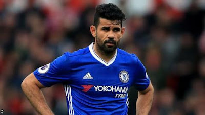 Chelsea agree terms with Atletico Madrid to sell Diego Costa