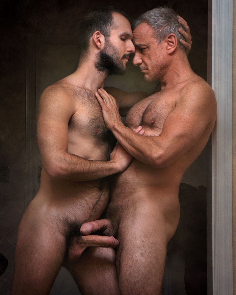 Bareback males fucking older guys hot dick