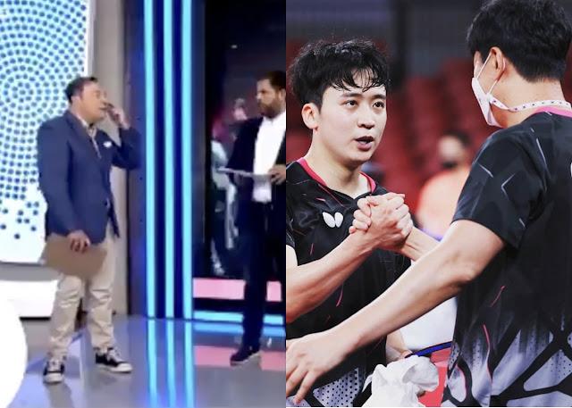 Комментатора тут же уволили, после того как он высмеял глаза корейского спортсмена на Олимпиаде