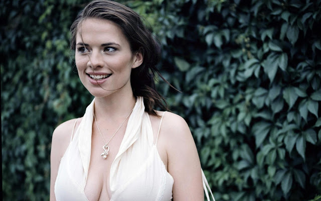 Hayley Atwell HD Wallpapers Free Download