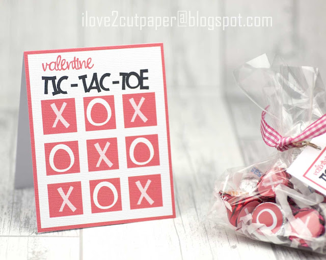 tic tac toe, valentine gift, valentine hershey kisses, ilove2cutpaper, LD, Lettering Delights, Pazzles, Pazzles Inspiration, Pazzles Inspiration Vue, Inspiration Vue, Print and Cut, svg, cutting files, templates, Silhouette Cameo cutting machine, Brother Scan and Cut, Cricut