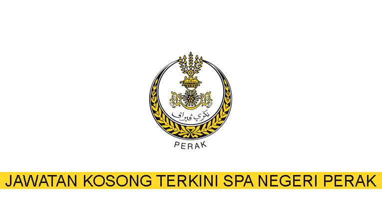 Kekosongan Terkini di Suruhanjaya Perkhidmatan Awam Perak (SPA Perak)