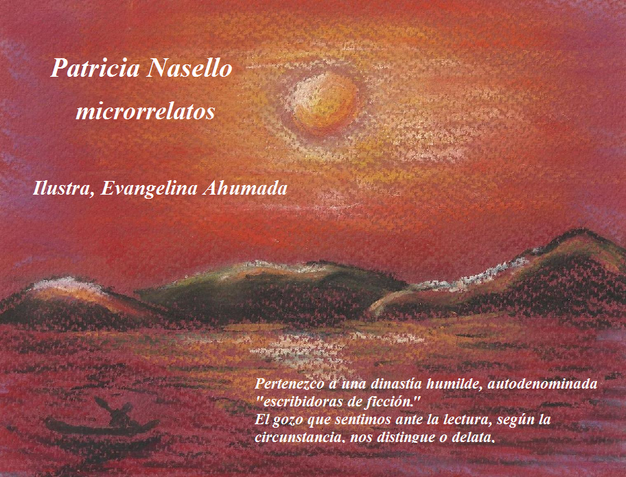 Patricia Nasello microrrelatos