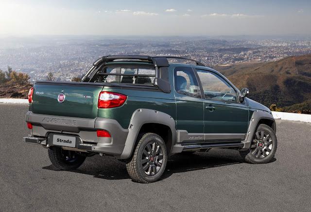 Fiat Strada 2019 Adventure