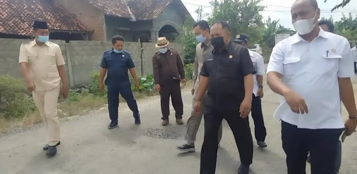 Jalan Umbul Natim-Umbul Sawangan Jadi Usulan Komisi III