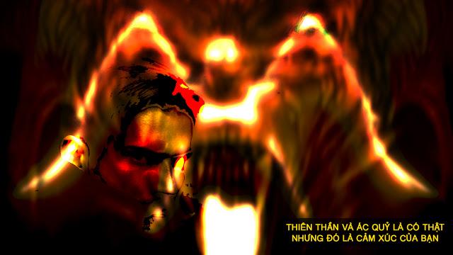 Thiên thần và ác quỷ là có thật