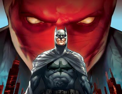 Batman – Bajo la Capucha Roja