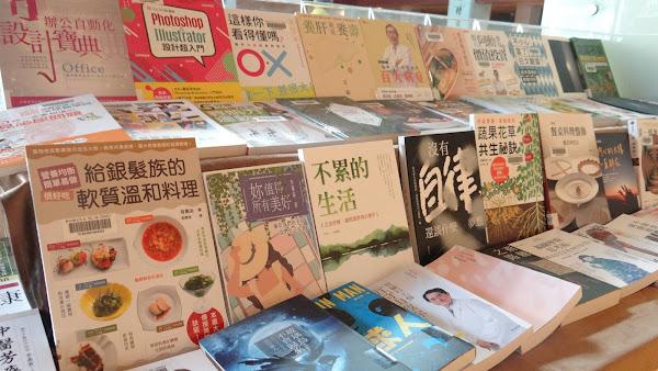 彰化縣立圖書館新書展 防疫在家享受閱讀樂
