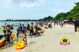 Liburan Keluarga ke Pantai Bandengan Jepara, Wisata Pantai Pasir Putih di Kota Ukir