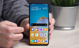 Huawei p40 pro by LEXDROID