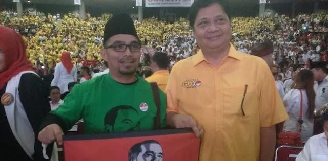 Relawan Jokowi: Kubu Sebelah Mulai Mati Langkah
