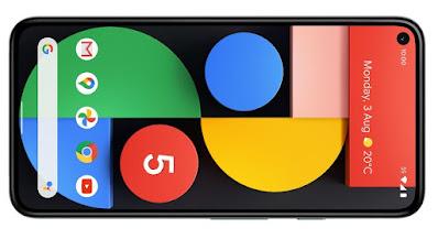 مواصفات جوجل بكسل Google Pixel 5 جوجل بيكسل Google Pixel 5 الإصدارات: GD1YQ, GTT9Q