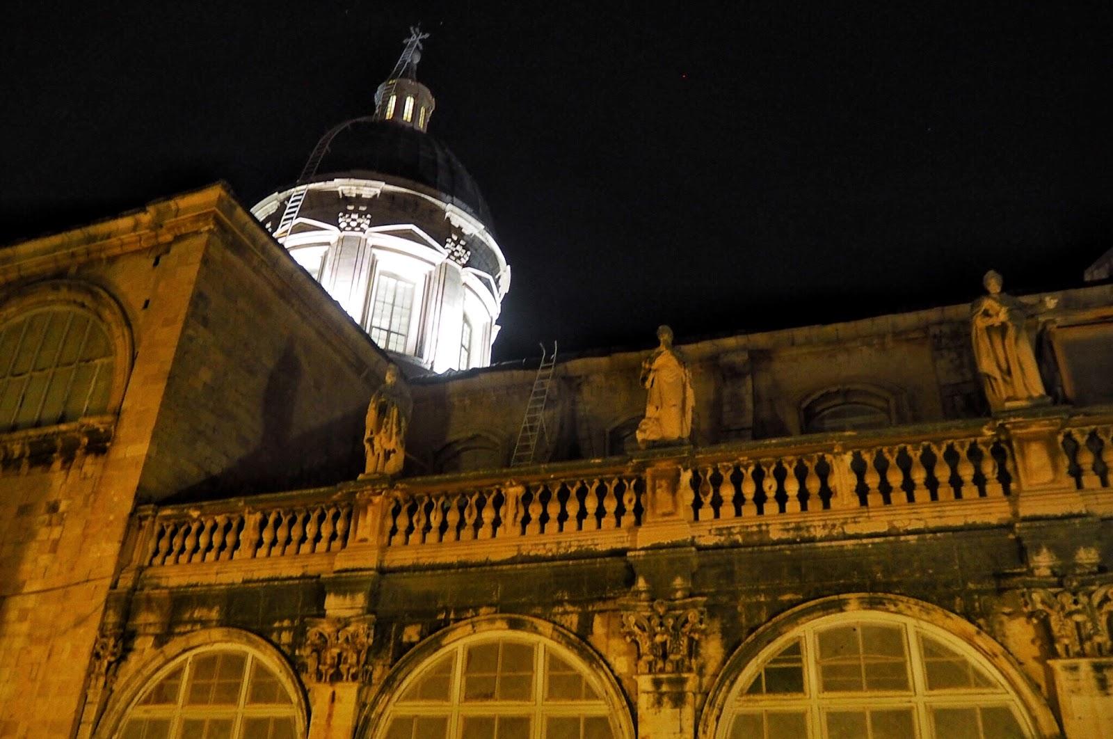 Food, dining, Dubrovnik, Croatia, Food blog, Restaurant, Villa Ruza, Dubrovnik Cathedral