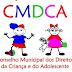 CMDCA lança edital de eleição do Conselho Tutelar