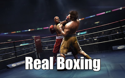 Real Boxing Apk + Data (Mod Money Unlocked) Download