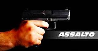Acusado de praticar assalto e ameaçar atirar em criança é identificado pelo Sevic