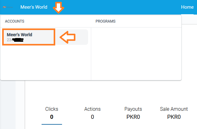 How To Find Your Impact Radius Affiliate ID?