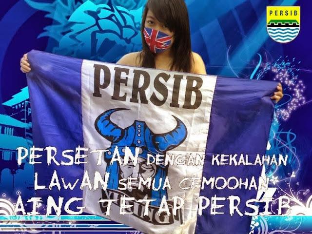 Nama Kelompok Suporter Persib Bandung (Bomber, Viking