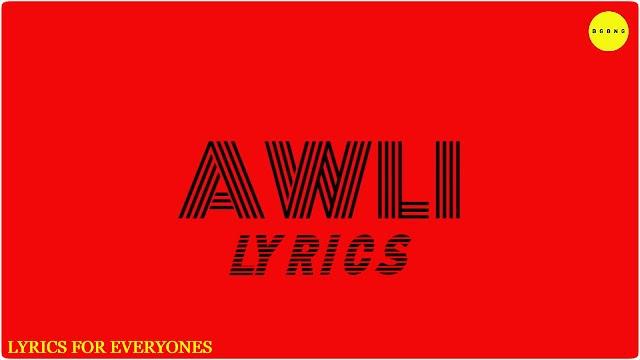 Awli Lyrics