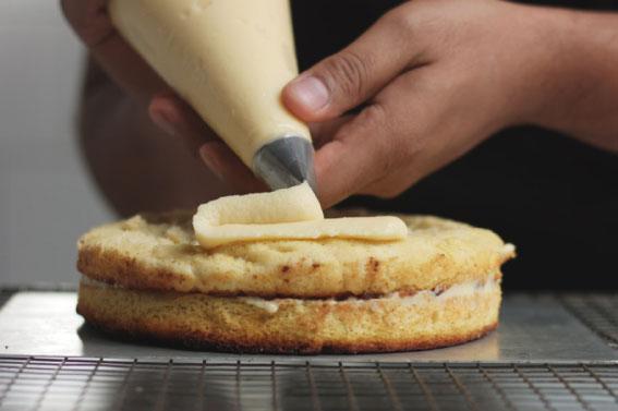 Cómo hacer crema BÁVARIA
