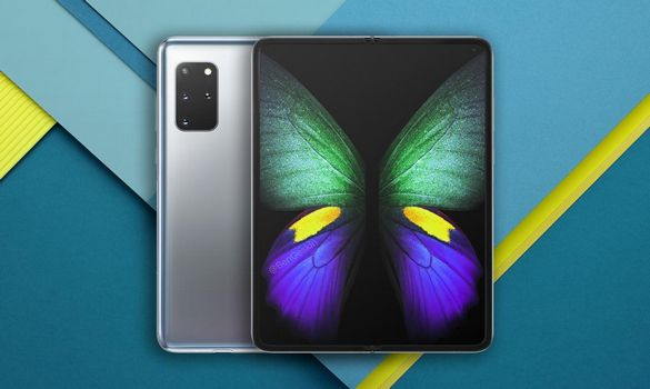 سامسونج تنشر اول فيديو تشويقي حول هاتف Galaxy Z Fold 2 !!