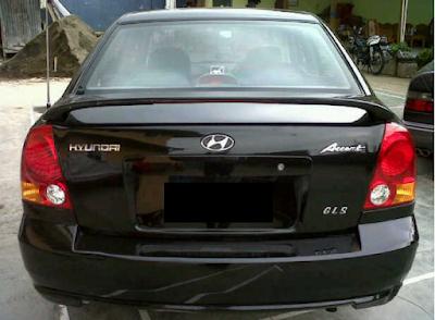 Eksterior Hyundai New Accent Verna