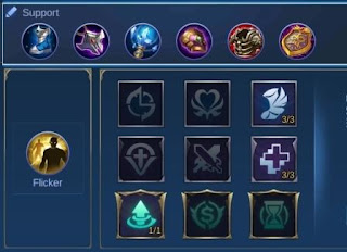 Build support luo yi