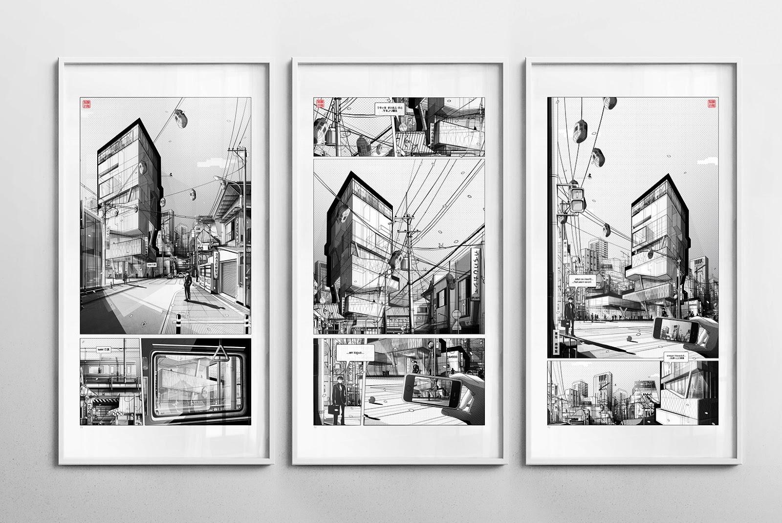 11 Gaya Menggambar Kreatif Untuk Arsitek