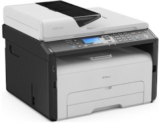 Ricoh SP 277SNwX Driver Download