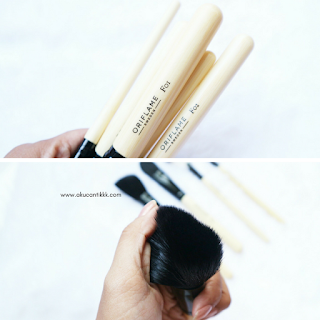 PRECISION BRUSH ORIFLAME