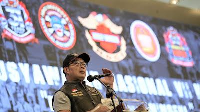 Gubernur Jabar Ajak HDCI Promosikan Wisata Indonesia