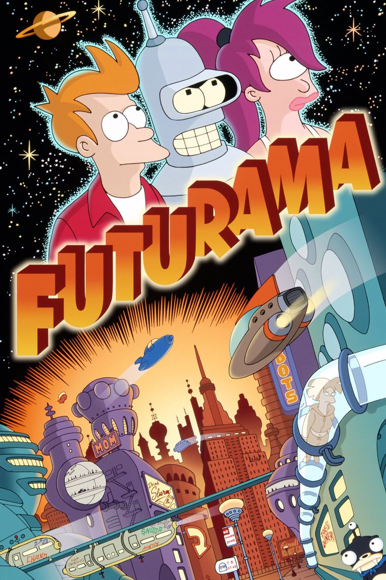 Futurama (1999-2013) ταινιες online seires oipeirates greek subs