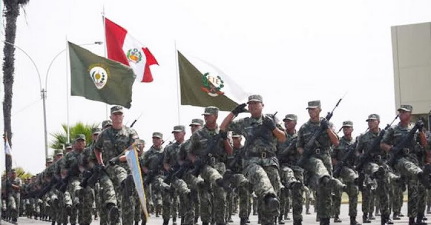 GRAN PARADA MILITAR: Conoce los preparativos del glorioso ejército peruano para el desfile patrio [VIDEO]