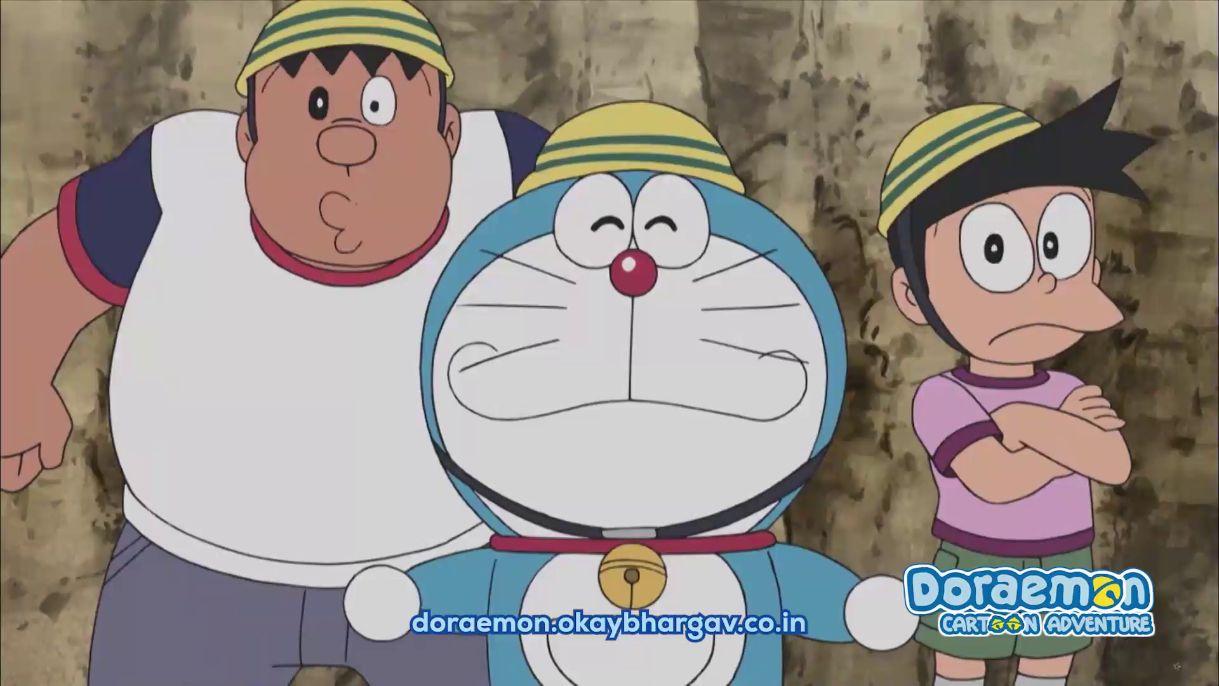 Doraemon Episode 4-Everybody Changing Bodies   Dunking Powder Season 16